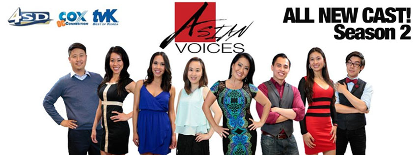 Asian Voices Cast for Season Two