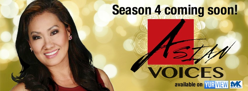 Banner: Asian Voices Season 4 Coming Soon