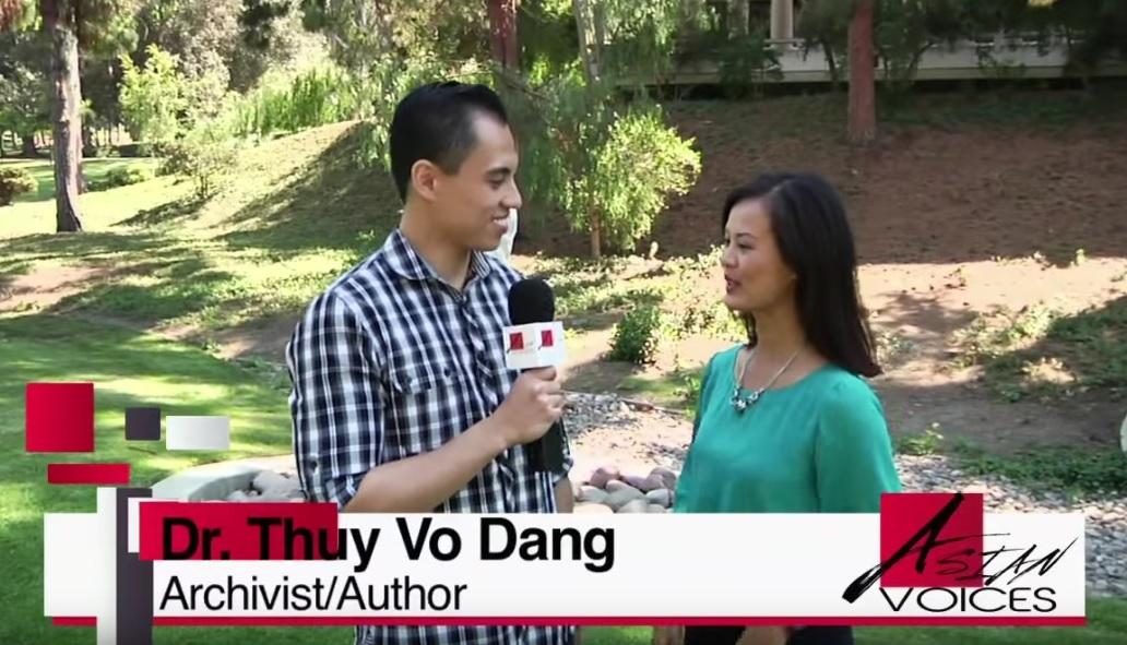 Dr Thuy Vo Dang